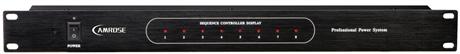 8路专业电源时序器 无纸化会议系统