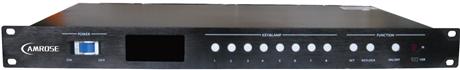 网络型8路时序器(滤波) 无纸化会议系统