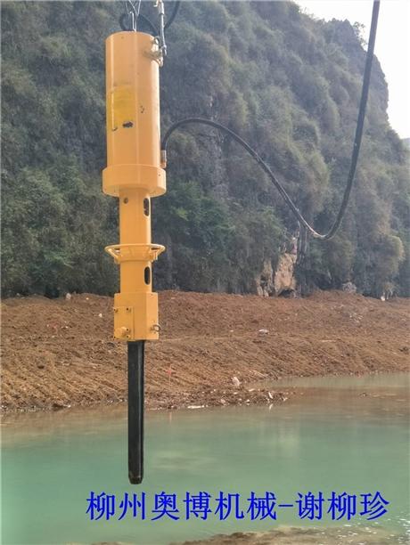 岩石劈裂器厂家认准柳州奥博机械
