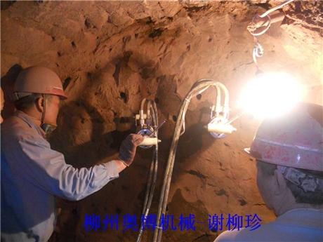 劈裂器专家,柳州奥博机械分裂机厂家直销