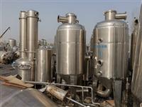 淮陰供應5臺二手錐形提取罐 二手1000L三維運動混合機