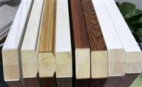 烟台实木包覆门板特点5度拼框360度包覆的实木门板