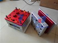 君晟JS-ZM1型全鋁制注塑模具拆裝模型