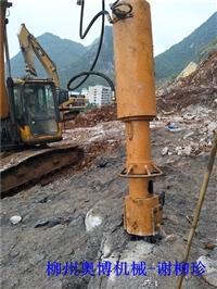 岩石劈裂机,柳州奥博机械全国厂家直销