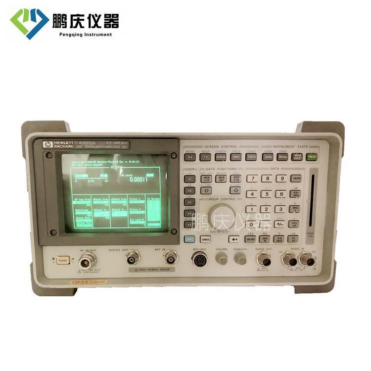 高价收购 8920A 综合测试仪 整厂回收