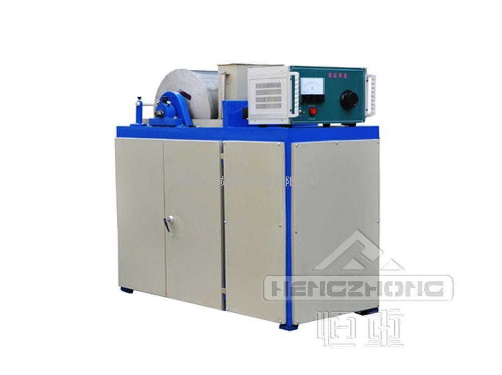 实验室磁选机CRS400*300电磁湿法鼓式磁选机 滚筒式矿样磁选机