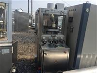 全国回收二手制药设备 粉末压片机回收