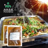青花椒味酱汁供应 安徽三珍食品烤鱼酱直销