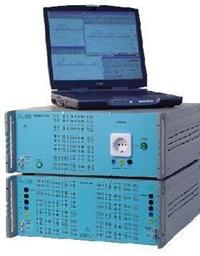 谐波闪烁测试系统
