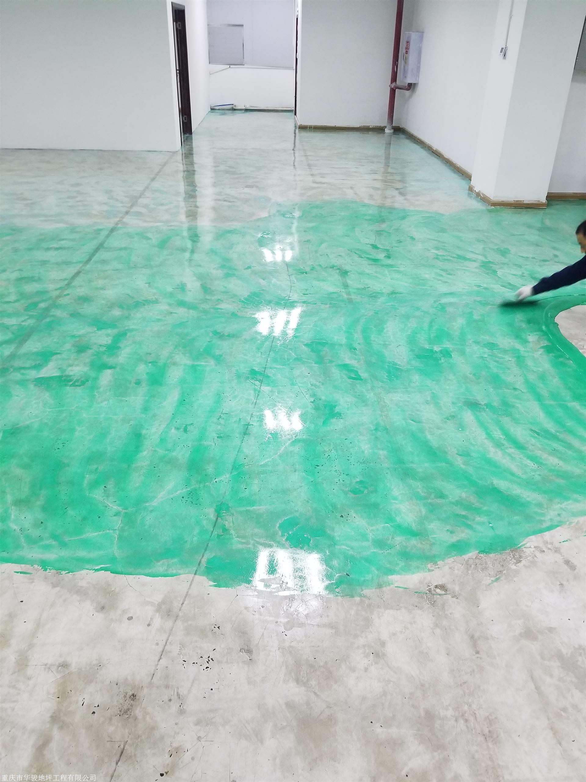 提供厂房地坪漆/车库水性环氧地坪施工方案