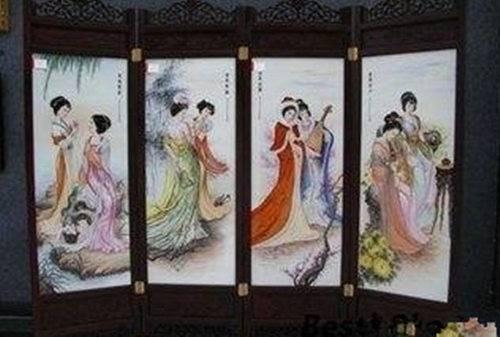 珠山八友瓷板画在哪里有鉴定中心