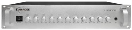 前置放大器 校园广播系统