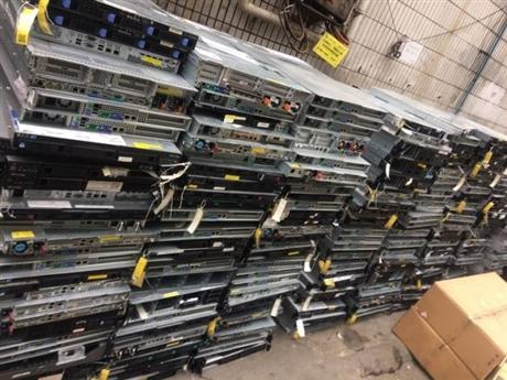 上海公司旧服务器回收