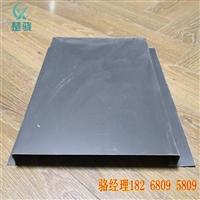 侧嵌板系统 隐藏式墙面板 彩钢暗扣板 波纹形 梯形铝合金板