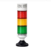 韩国Menics三色指示灯型号PTE-DGB-302-RYG蜂鸣器塔灯