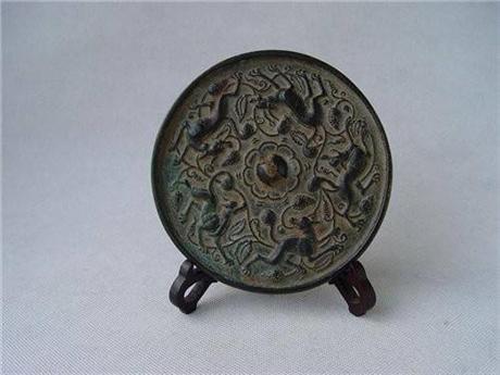 2018年瑞兽纹铜镜的成交记录