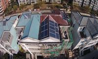 光伏太阳能发电系统 适合农田大棚养殖供电用 河北廊坊