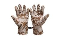 迷彩防水长指手套
