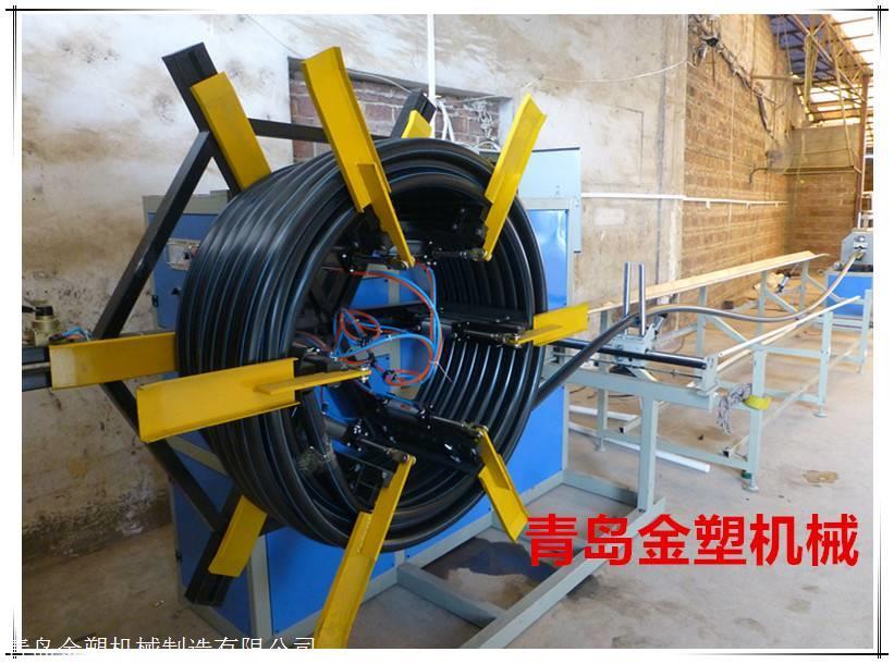塑料管生产设备 pe管生产线