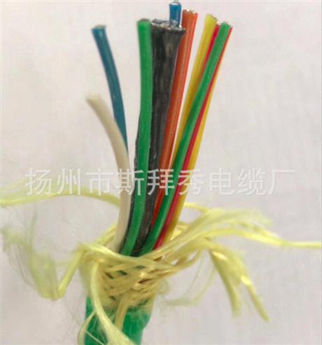 扬州斯拜秀耐海水电缆系列/PUR3*2.5平方PU电缆