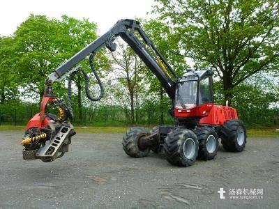 德国二手伐木机如何运到中国来,旧机械进口清关手续
