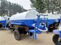 湖南5吨三轮洒水车价格表-型号