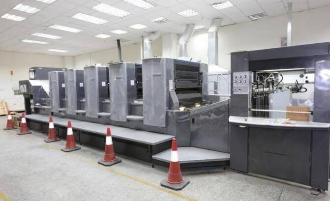 德国二手印刷机进口:旧罗兰印刷机进口报关流程