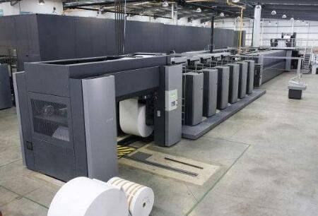 以色列旧数码印刷机进口:二手印刷机进口报关流程