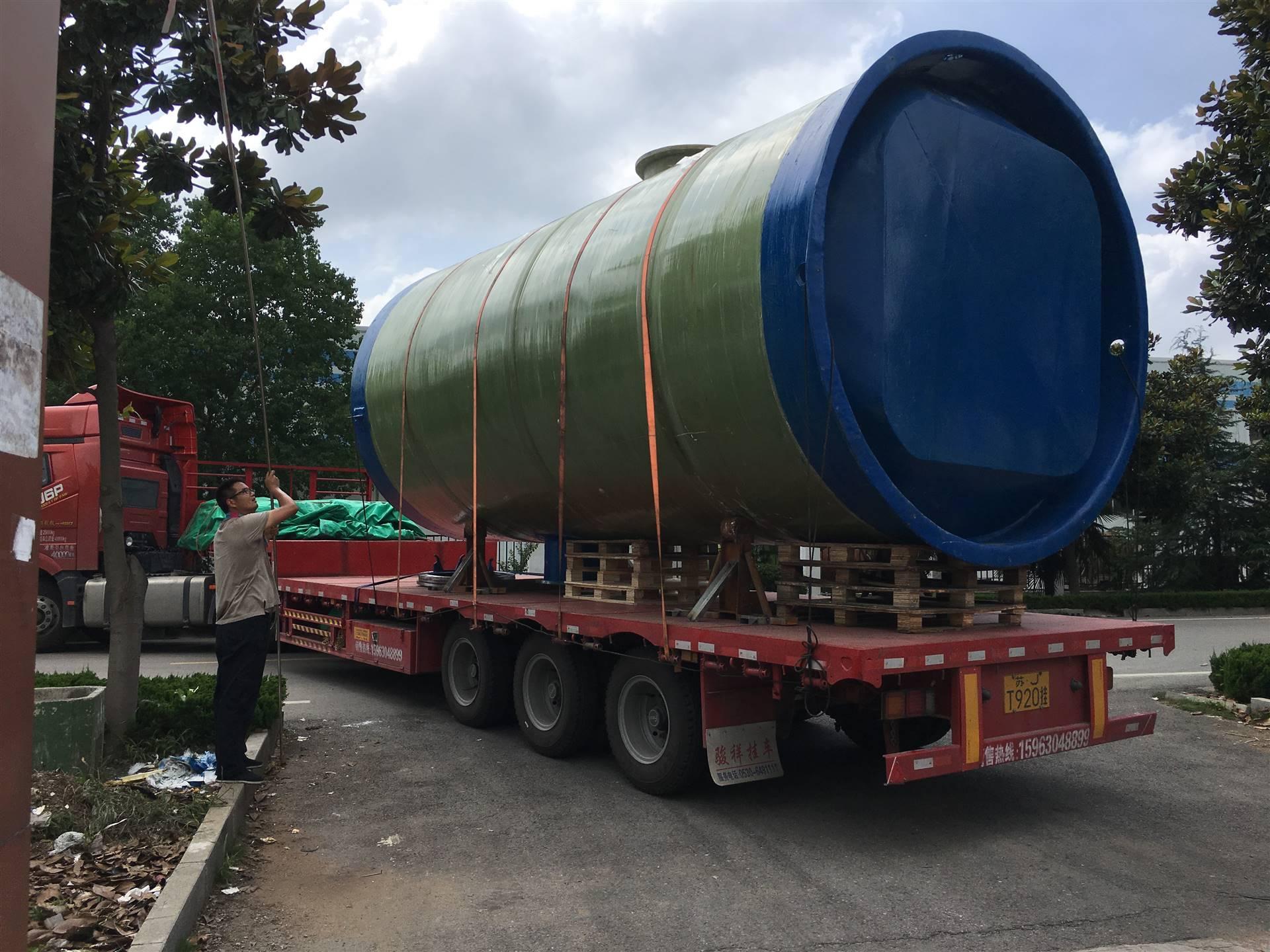一体化雨水预制泵站/一体化污水提升泵站