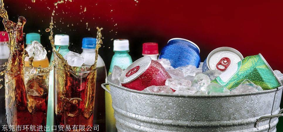 韩国乐天牛奶进口、苏打水进口清关