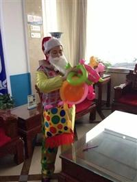 北京生日聚會小丑魔術演員本人