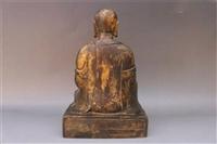 清地藏菩萨坐像要拍卖能值多少钱