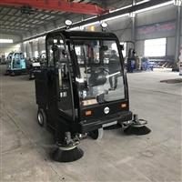 多功能防雨电动扫地车 充电型节能电动清扫车厂家价