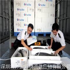 深圳进口水产品报关/水产品进口需注意什么