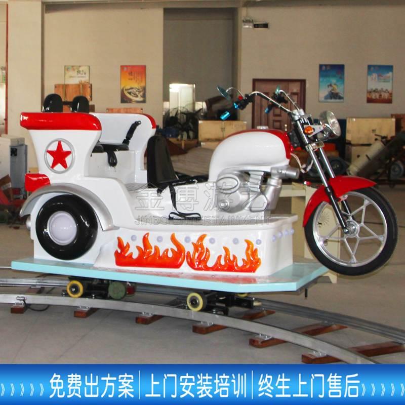 室外新型轨道摩托车厂家直销