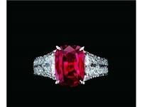 泰国红宝石拍卖成交记录