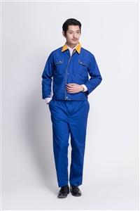 黃埔區車間工作服定制,夏港工人工衣定做,純棉工作服訂做廠家