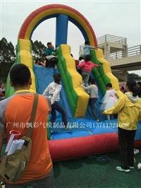 供应儿童充气大滑梯充气水上玩具