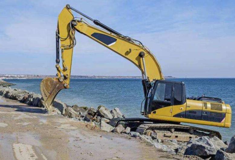二手挖掘机如何进口、报关清关流程海关审价