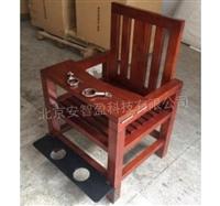 审讯椅,监狱木质审讯椅用途