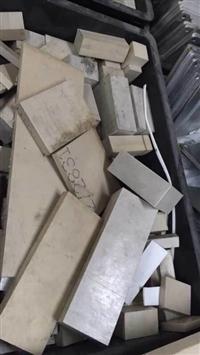 回收PVDF花籃F46機頭料回收圖片PEEK廢料回收價格是多少