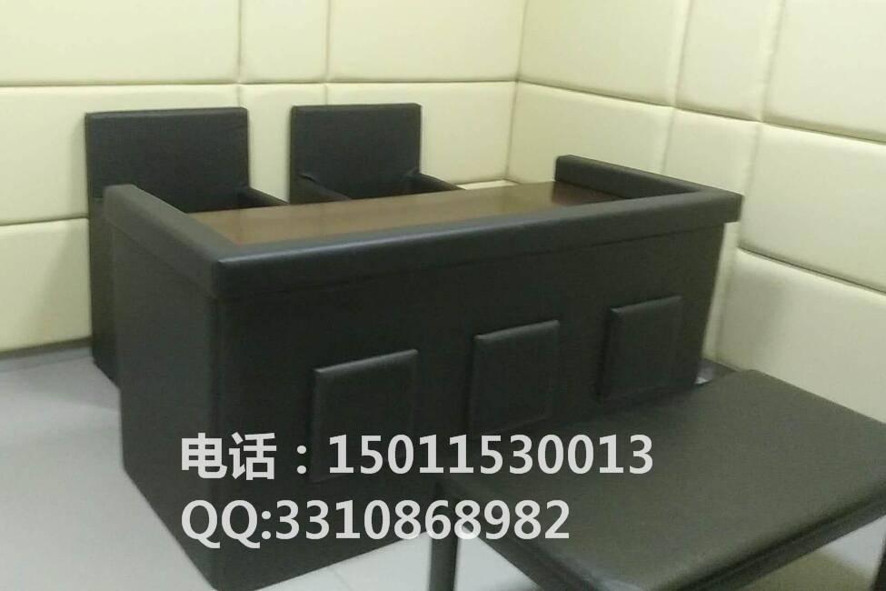 全软包审讯桌 法院家具价格