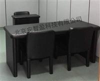 软包谈话桌 审讯室专用桌