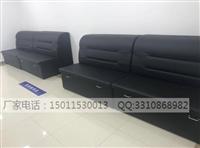 沙发式等候椅 软包沙发椅