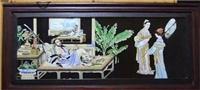 杨平瓷板画怎么去鉴定真假