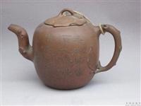 清代紫砂壺哪里可以拍賣