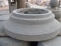 青石柱墩、青石柱顶石、青石柱座、青石围柱石、青石柱脚石