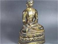 哪里可以出手明代金铜佛像