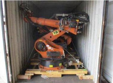 1二手工业机器人进口清关手续流程