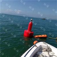 水上塑料警示航标怎么安装